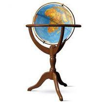 Напольный глобус (физико-политический глобус с подсветкой) BLUE JANNINE RUSSO купить