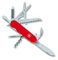 Нож складной WENGER Classic 17, красный, 85 мм купить