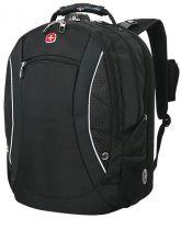 Рюкзак WENGER «SCANSMART» цв. черный, полиэстер, 36х23х48 см (40л.) купить