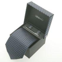 Набор: галстук, запонки и заколка для галстука купить