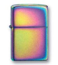 Зажигалка ZIPPO Spectrum, латунь с никеле-хромовым покрытием, разноцветная, глянцевая, 36х56х12 мм купить