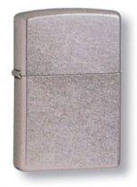 Зажигалка ZIPPO Satin Chrome, латунь с никеле-хромовым покрытием, серебристый, матовая, 36х56х12 мм купить
