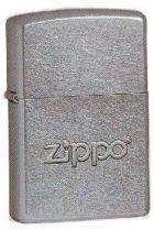 зажигалка ZIPPO street chrome, латунь с никеле-хромовым покрытием, светлый хром, гравировка, 36х56х1 купить