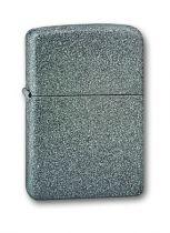 Зажигалка ZIPPO, латунь с покрытием Iron Stone™, серый, матовая, 36х12x56 мм купить