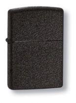 Зажигалка ZIPPO Black Crackle, латунь с порошковым покрытием, черная, матовая, 36х56х12 мм купить