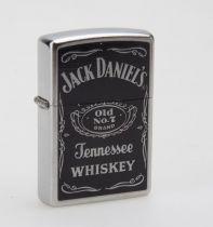 *Зажигалка Jack Daniel