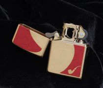 Зажигалка ZIPPO Pl High Polish Brass, латунь, золотистый, матовая, 36х56х12 мм купить