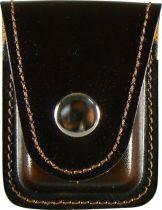 Чехол коричневый для узкой зажигалки купить