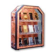 """Дисплей коричневый вертикальный """"Pierre Cardin"""" на 12 зажигалок купить"""
