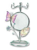 """Подставка для украшений  """"фиолетовая бабочка"""" купить"""