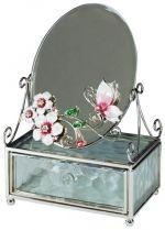 Зеркало со шкатулкой  Jardin D