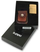Подарочная коробка Zippo (чехол + место для зажигалки), 118х43х145 мм купить