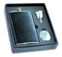 Набор: фляга CNB1709-BLK + складные ст-ки + воронка купить