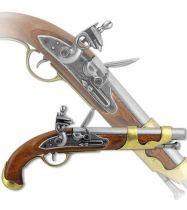 Пистоль франц. кавалерии, 1800 г. [DE-1011] купить