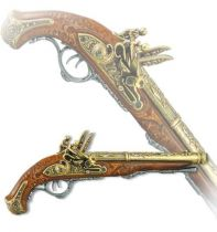 Пистоль двуств., изг. для Наполеона, 1806 г. [DE-1026] купить