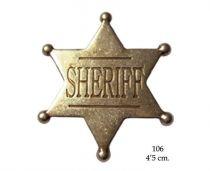 Значок шерифа [DE-106] купить