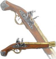 Пистоль английский, 18 век [DE-1219-L] купить