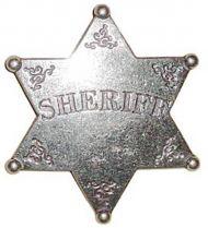 Значок шерифа [DE-101] купить