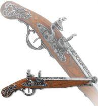 Пистоль английский, 18 век [DE-1196-G] купить
