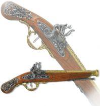 Пистоль английский, 18 век [DE-1196-L] купить