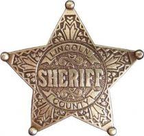 Значок шерифа [DE-104] купить