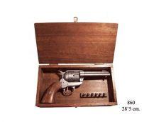 Револьвер в коробке [DE-860] купить