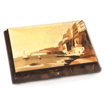 Шкатулка музыкальная для ювелирных украшений, арт. GIG 130 от Giglio, Италия купить