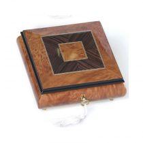 Шкатулка музыкальная для украшений, арт. GIG 363 от Giglio, Италия купить