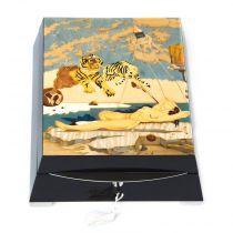 Шкатулка музыкальная для ювелирных украшений (коллекция Сальвадор Дали) арт. GIG /SD-2 от Giglio Италия купить