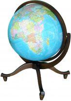 Большой Глобус Напольный Диаметр 95 см физический или политический купить