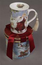 BR-M3 Кружка в подарочной коробке Mister Christmas (12,3х11,2 см) купить