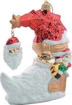 B 2000 Украшение Месяц Mister Christmas (h=120 мм; цвет: красный) купить