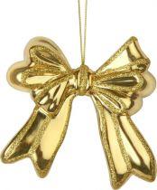 B 95-BOW-103/203 Набор украшений Банты Mister Christmas (h=95 мм; цвет: золотой) купить