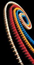CF4-M/RED Световой шнур Моно-Чейзинг Флексилайт (d=14 мм; красный; 220В) купить