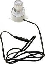 CFV-3 Лампа импульсная с вилкой City Flash (l=55 мм; h=65 мм; белый; 1 Вт) купить