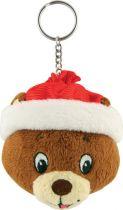 DP-03/3 Брелок Мишка Mister Christmas (d=10 см) купить