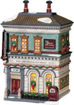 DP-05470 Новогодний сувенир Почта и телеграф Department 56 (h=22 см; s=15 см) купить