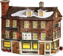 DP-57004 Новогодний сувенир Устричный бар Department 56 (h=16 см; s=18 см) купить