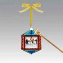G14421 Композиция Снеговик Mister Christmas (h=17 см, музыка, движение) купить