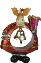 KDL-07 Украшение подвесное Mister Christmas (6х2,5х10; в ассортименте) купить