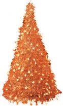 MT-34 Композиция фольгированная Елка Mister Christmas (h=2,4 м; цвет: розовый) купить