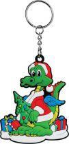 PVC-2012/01 Брелок Дракон Mister Christmas (h=70 мм; в ассортименте) купить