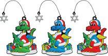 PVC-2012/11 Магнит Дракон Mister Christmas (h=70 мм; в ассортименте) купить