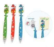 PVC-2012/3 Ручка Дракон Mister Christmas (h=16 см; в ассортименте) купить