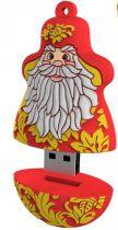PVCD-33 USB накопитель Дед Мороз Mister Christmas, 2 GB купить