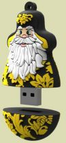 PVCD-34 USB накопитель Дед Мороз Mister Christmas, 2 GB купить