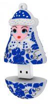 PVCS-31 USB накопитель Снегурочка Mister Christmas, 2 GB купить