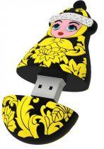 PVCS-34 USB накопитель Снегурочка Mister Christmas, 2 GB купить