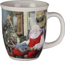 SBS-02 Кружка с изображением Дед Мороз Mister Christmas (h=14 см) купить