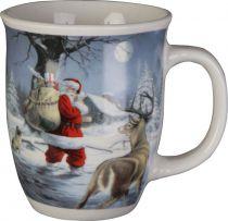 SBS-03 Кружка с изображением Дед Мороз Mister Christmas (h=14 см) купить